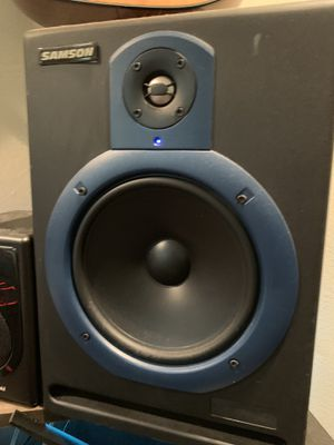 Speakers and maudio FireWire interface with 32 channels. for Sale in Longwood, FL