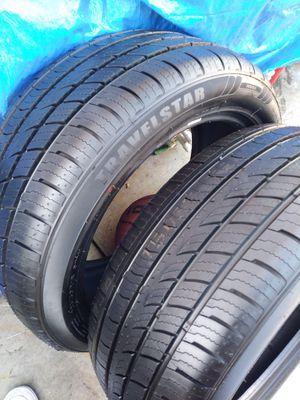 2 tires 235-50-18 like new 99% for Sale in La Mirada, CA