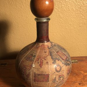 Leather Wrapped Decanter for Sale in Henderson, NV