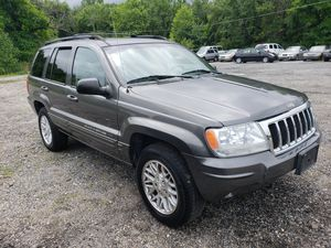 2004 Jeep Grand Cherokee Limited 218k Miles Very Reliable for Sale in Bowie, MD