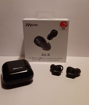Mavin Air-X True Wireless Earbuds for Sale in Goochland, VA