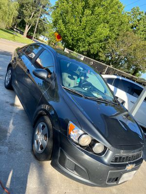 2016 Chevy Sonic for Sale in Baytown, TX
