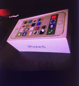 iPhone 6 -32 GB - brand new/never used for Sale in Thornton, CO