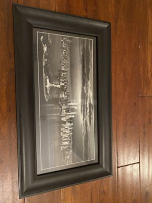 Framed Picture of NYC for Sale in FL, US