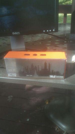 Cityscape Bluetooth Speaker for Sale in UPPR MARLBORO, MD