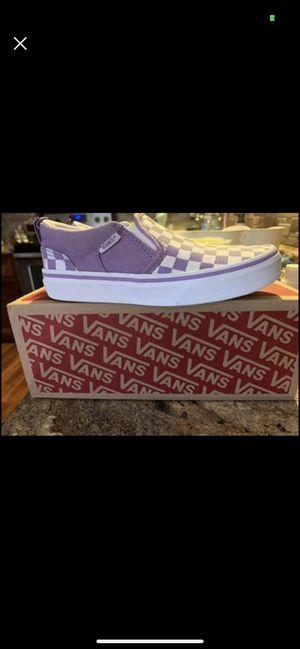 Purple vans for Sale in Rosenberg, TX