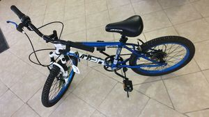 """BCA 20"""" MT20 Mountain Boy's Bike, Blue/White for Sale in Cleveland, OH"""