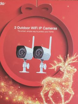 Zmodo Outdoor WiFi IP Cameras for Sale in Yakima,  WA
