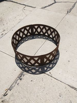 """36"""" steel fire pit ring for Sale in Crestwood, IL"""
