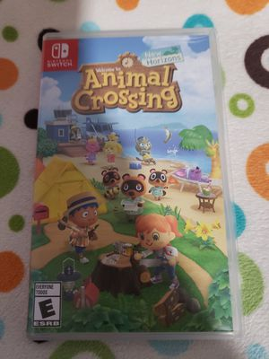 Animal crossing Nintendo switch for Sale in DEVORE HGHTS, CA