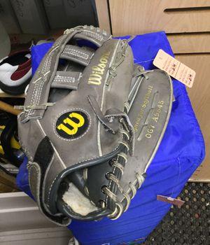 Wilson softball glove about 12 in for Sale in Matawan, NJ