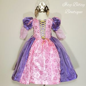 Princess dress, Rapunzel, Tangled dress for Sale in San Antonio, TX