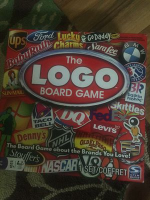 The logo board game for Sale in Camas, WA