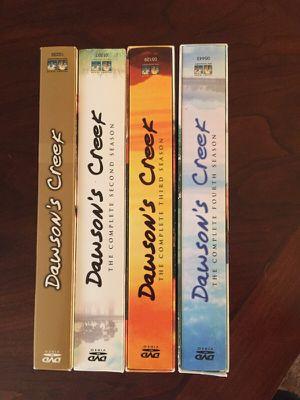 Dawson's Creek 1-4 complete seasons for Sale in Scottsdale, AZ