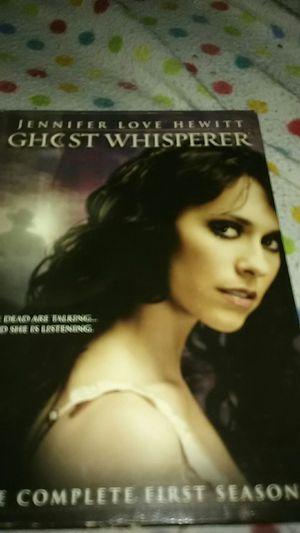 Ghost Whisperer First Season DVD set for Sale in Tuckerton, NJ