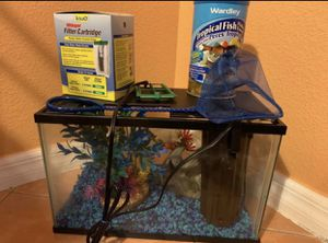 Fish tank for Sale in Haines City, FL