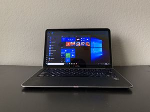 Laptop Dell XPS 13 inch Core i5 4GB 128GB PCIe SSD Windows 10 and Office 2019 for Sale in Buda, TX