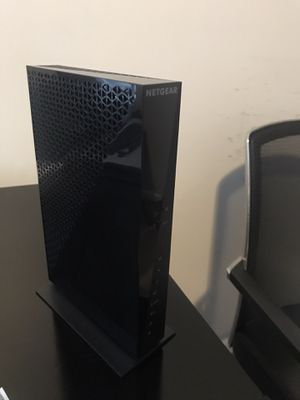 NETGEAR C6300 AC1750 Cable Modem for Sale in Chicago, IL