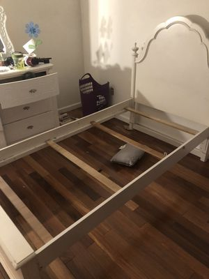 Girls twin size bed frame OBO for Sale in PA, US