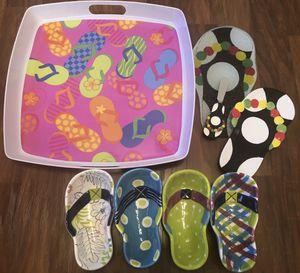 Flip Flop Kitchen Accessories for Sale in Fort Worth, TX