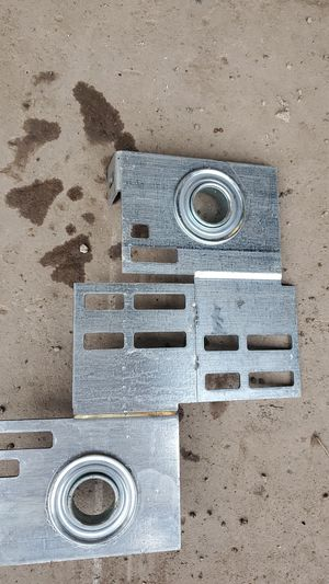 Garage Door End Bearing Plates for Sale in Chicago, IL