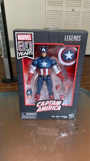 Captain America Figure for Sale in Streamwood, IL