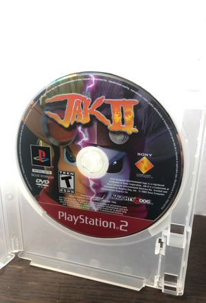 PS2 Jak 2 Video Game for Sale in Downey, CA