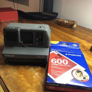 Vintage Polaroid Impulse 600 for Sale in Beverly Hills, CA