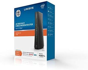 Linksys 2-IN-1 Modem & Wi-Fi Router for Sale in Plano, TX