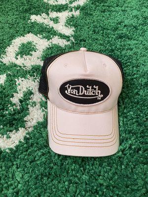 Von Dutch Light Pink Trucker Hat for Sale in Torrance, CA