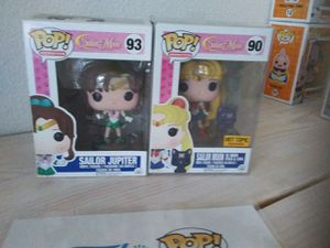 Funko pops Sailor Moon for Sale in Hemet, CA