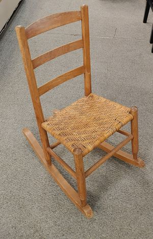 Antique Rocking Chair for Sale in Burlington, NC