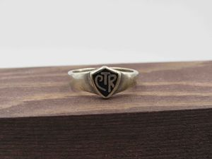 Size 8 Sterling Silver Rustic Mormon Religion Band Ring Vintage Statement Engagement Wedding Promise Anniversary Bridal Cocktail Friendship for Sale in Lynnwood, WA