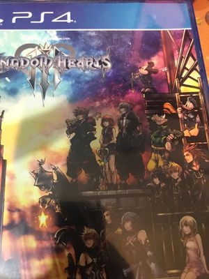 Kingdom Hearts 3 for Sale in Saginaw, TX
