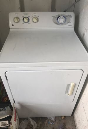 Whirlpool washer has been sold but still have the ge dryer for Sale in Ocean Ridge, FL