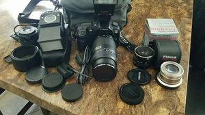 canon EOS D60 & TAMRON for Sale in St. Petersburg, FL
