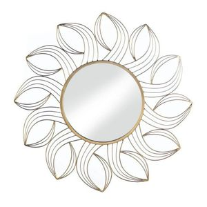 GOLDEN PETALS WALL MIRROR for Sale in Niceville, FL