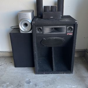 Speakers for Sale in Irvine, CA