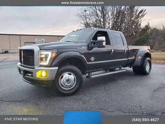 2013 Ford F350 Super Duty Crew Cab for Sale in Fredericksburg,  VA