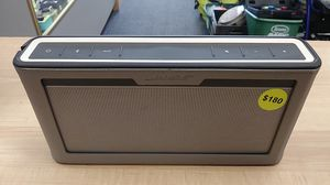 Bose SoundLink Bluetooth Speaker lll for Sale in Springfield, PA