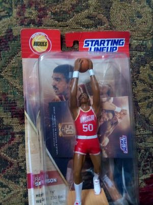 Old Rockets Player doll Ralph Sampson for Sale in Houston, TX
