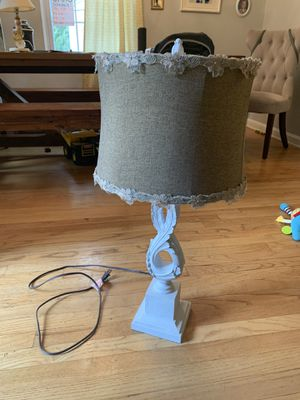 Vintage style lamp for Sale in Webster Groves, MO