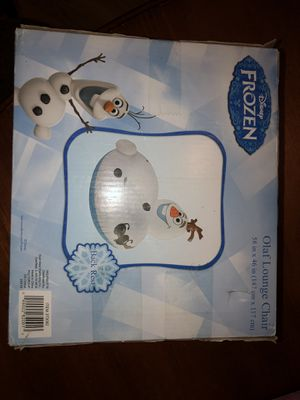 New frozen pool Olaf lounge for Sale in Orlando, FL