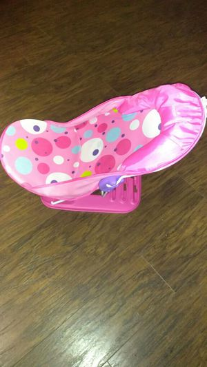 Used, Baby tub/sitting chair for Sale for sale  Jonesboro, GA