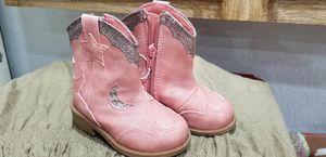 Cat & Jack Brand New Baby Girl Boots for Sale in Yelm, WA