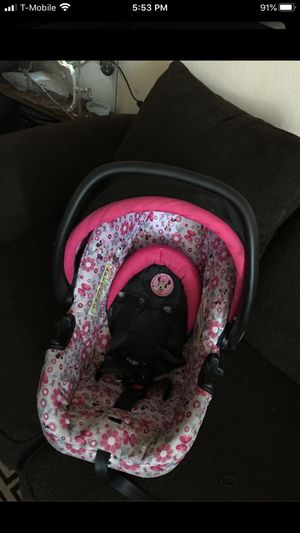 Disney combo stroller & car seat for Sale in Fresno, CA
