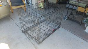 Double door dog kennel for Sale in Buckeye, AZ