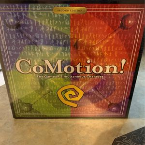 CoMotion! Board Game for Sale in Romeoville, IL