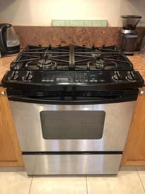KitchenAid Superba EasyConvect Range Stove Oven for Sale in San Juan Capistrano, CA