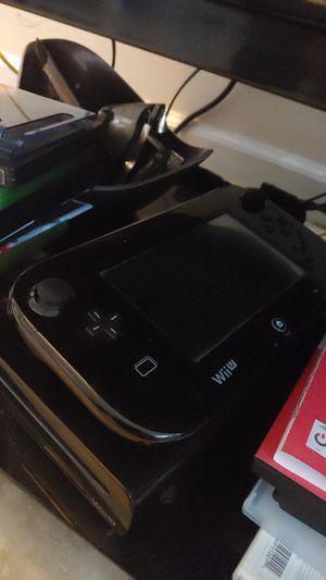 Nintendo Wii U Deluxe Bundle Adult Owned for Sale in San Diego, CA